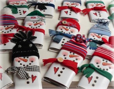 Компания Интерсвязь - Курганцы научатся делать новогодние подарки своими руками