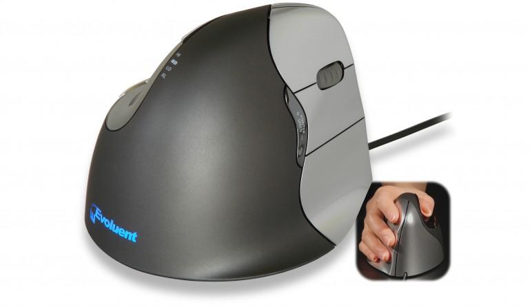 Вертикальная компьютерная мышь своими руками